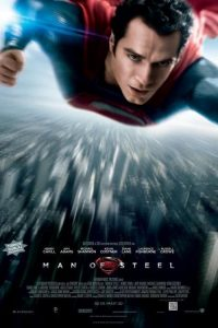 Çelik Adam ( Man of Steel ) film posteri