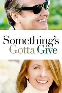Aşkta herşey ( Something's Gotta Give ) film posteri