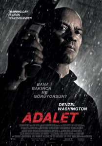Adalet ( The Equalizer ) film posteri
