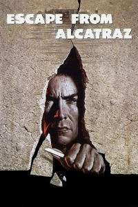 Alcatraz'dan Kaçış ( Escape from Alcatraz ) film posteri