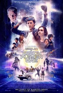 Başlat: Ready Player One ( Ready Player One ) film posteri