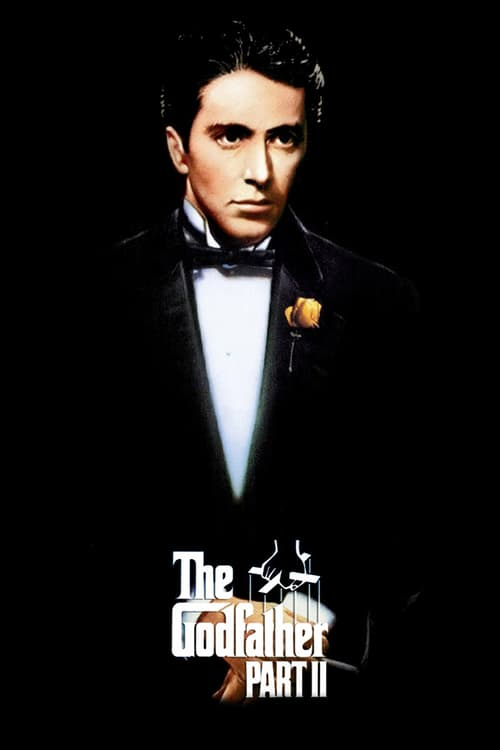 Baba 2 ( The Godfather: Part II ) film posteri