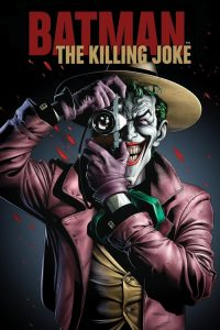 Batman: The Killing Joke ( Batman: The Killing Joke ) film posteri