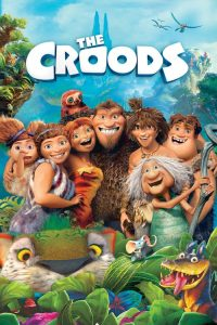 Crood'lar ( The Croods ) film posteri