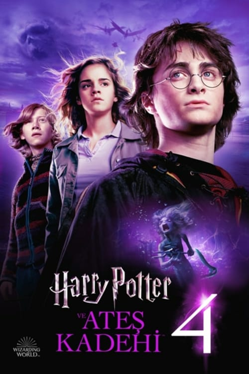 Harry Potter ve Ateş Kadehi ( Harry Potter and the Goblet of Fire ) film posteri
