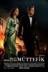 Müttefik ( Allied ) film posteri