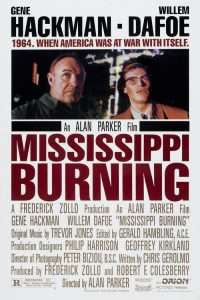 Mississippi Yanıyor ( Mississippi Burning ) film posteri