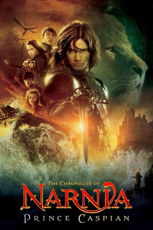 Narnia Günlükleri: Prens Kaspiyan ( The Chronicles of Narnia: Prince Caspian ) film posteri