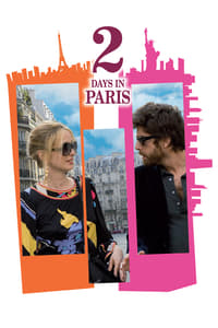 Paris'te İki Gün ( 2 Days in Paris ) film posteri
