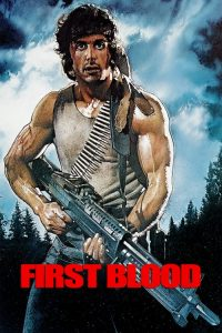 Rambo: İlk Kan ( First Blood ) film posteri