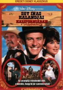 The Adventures of Bullwhip Griffin ( The Adventures of Bullwhip Griffin ) film posteri