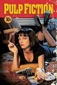 Ucuz Roman ( Pulp Fiction ) film posteri