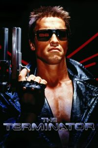 Yokedici ( The Terminator ) film posteri