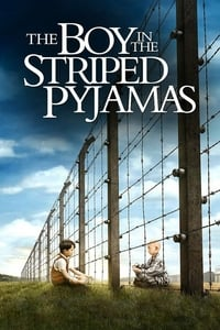 Çizgili Pijamalı Çocuk ( The Boy in the Striped Pyjamas ) film posteri
