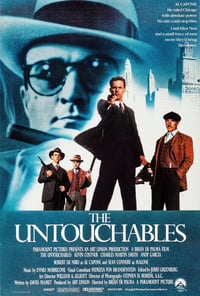 Dokunulmazlar ( The Untouchables ) film posteri