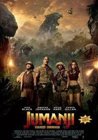 Jumanji: Vahşi Orman ( Jumanji: Welcome to the Jungle ) film posteri
