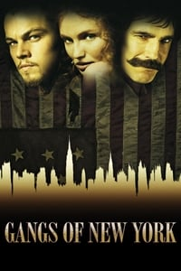 New York Çeteleri ( Gangs of New York ) film posteri