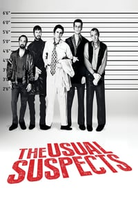Olağan Şüpheliler ( The Usual Suspects ) film posteri