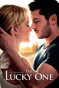 Şanslı Biri ( The Lucky One ) film posteri
