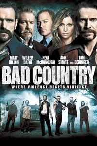 Bad Country ( Bad Country ) film posteri