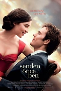 Senden Önce Ben ( Me Before You ) film posteri