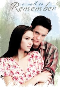 Uzaktaki Anılar ( A Walk to Remember ) film posteri