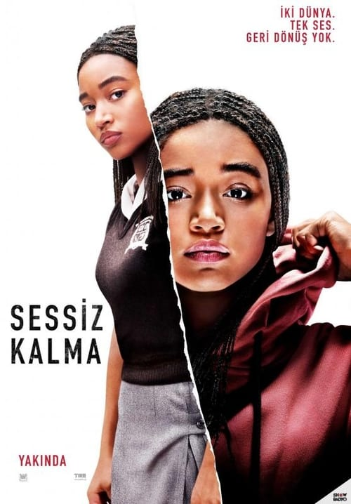 Sessiz Kalma ( The Hate U Give ) film posteri