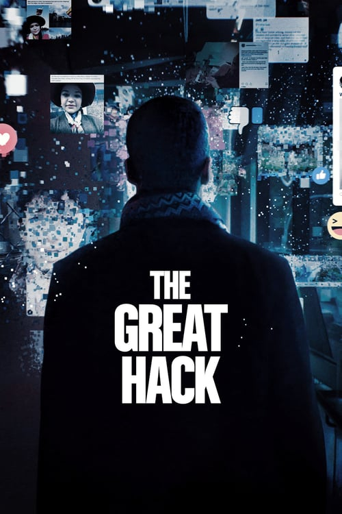 The Great Hack ( The Great Hack ) film posteri