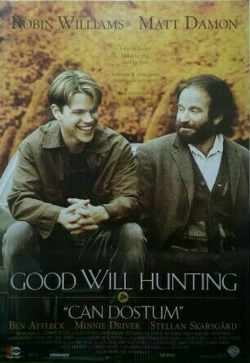 Can Dostum ( Good Will Hunting ) film posteri