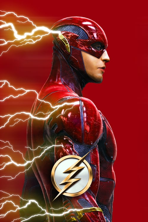 The Flash ( The Flash ) film posteri