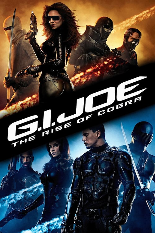 G.I. Joe: Kobranın Yükselişi ( G.I. Joe: The Rise of Cobra ) film posteri