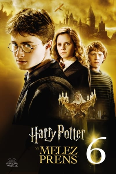 Harry Potter ve Melez Prens ( Harry Potter and the Half-Blood Prince ) film posteri
