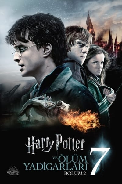 Harry Potter ve Ölüm Yadigarları: Bölüm 2 ( Harry Potter and the Deathly Hallows: Part 2 ) film posteri