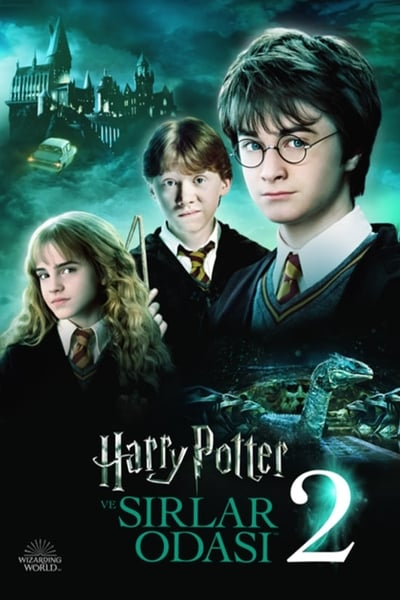 Harry Potter ve Sırlar Odası ( Harry Potter and the Chamber of Secrets ) film posteri