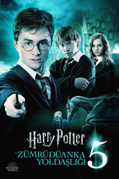 Harry Potter ve Zümrüdüanka Yoldaşlığı ( Harry Potter and the Order of the Phoenix ) film posteri