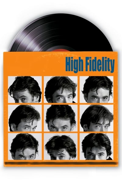 High Fidelity ( High Fidelity ) film posteri