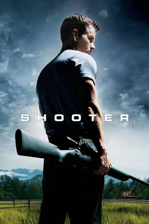 Shooter 2007 film posteri