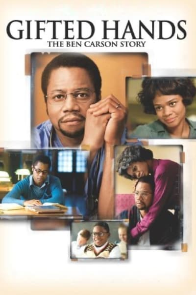 Gifted Hands The Ben Carson Story ( Gifted Hands: The Ben Carson Story ) film posteri