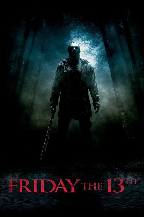13. Cuma ( Friday the 13th ) film posteri