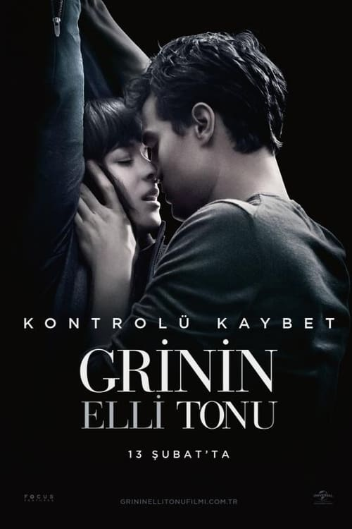 Grinin Elli Tonu ( Fifty Shades of Grey ) film posteri