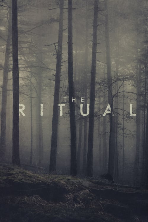Ritüel ( The Ritual ) film posteri
