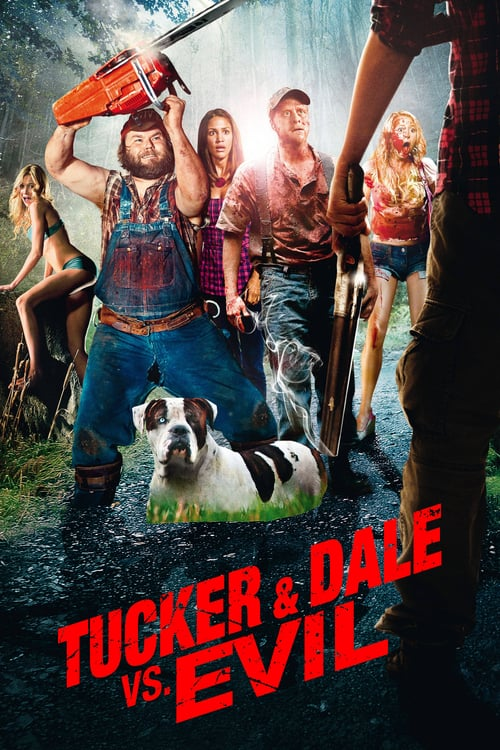 Tucker ve Dale İblise Karşı ( Tucker and Dale vs. Evil ) film posteri